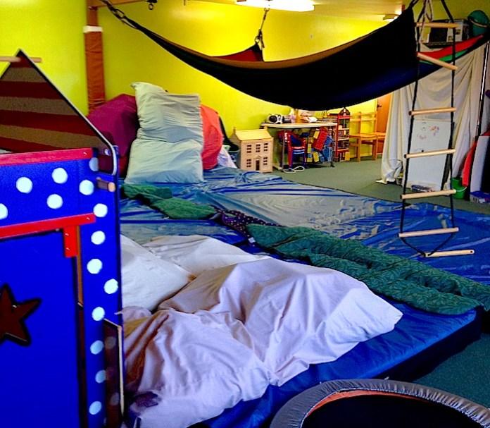Maui sensory room child development