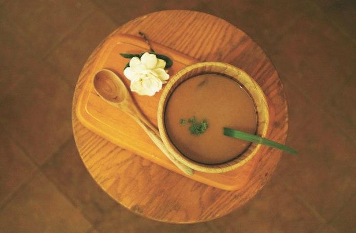 Mauimama recipe Organic squash soup