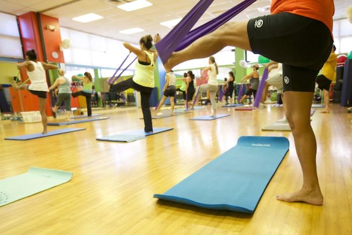 YMCA Maui classes mother