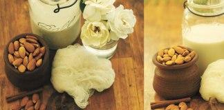 Mauimama recipe home made almond milk