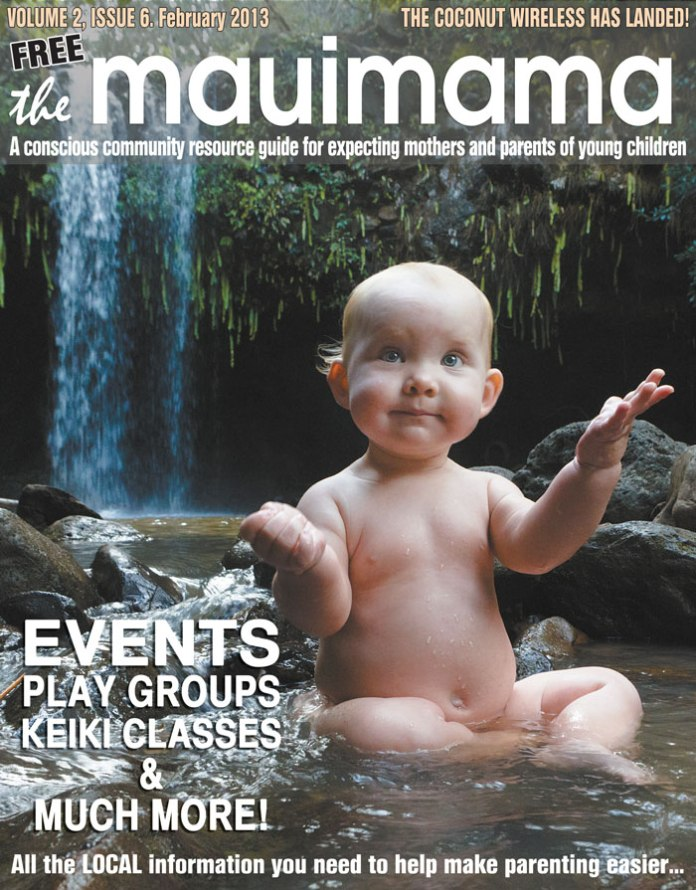 Mauimama front cover issue 18