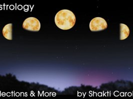 Lunar Astrology by Shakti Carola Navran
