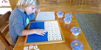 Montessori Maui education