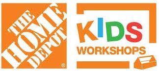 The Home Depot Kids free workshop