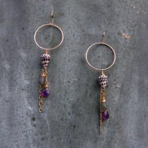 photo of beautiful earings