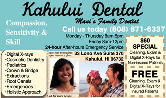 Kahului Dental