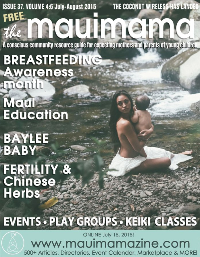 Mauimama issue 37 front cover