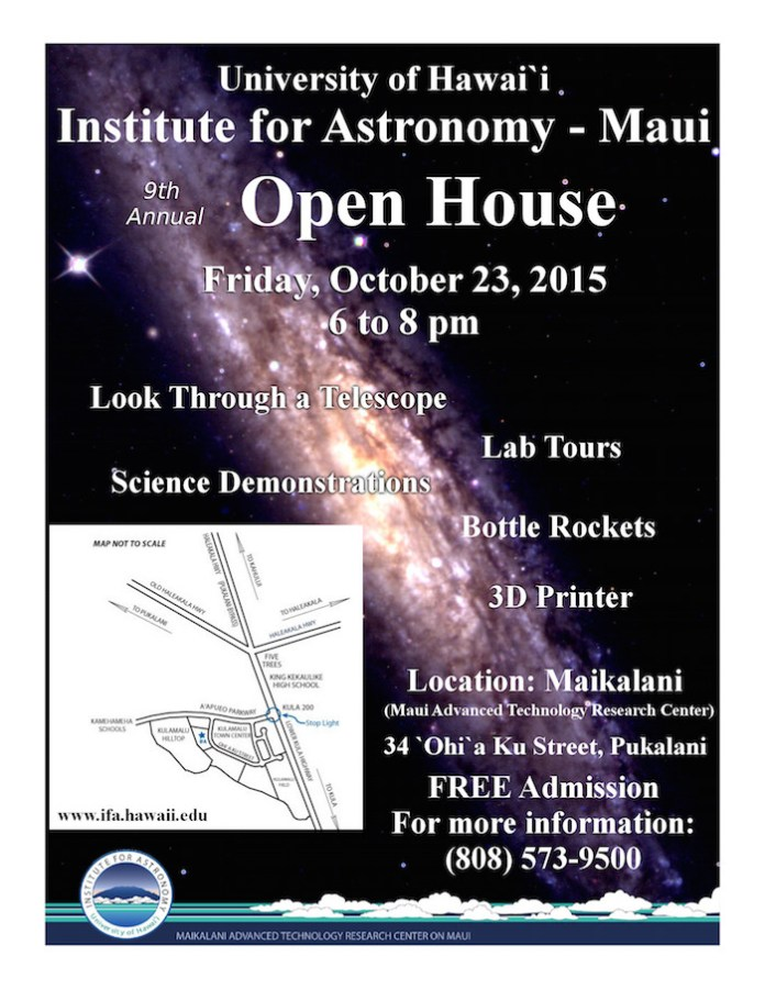 Institute for astronomy - Maui