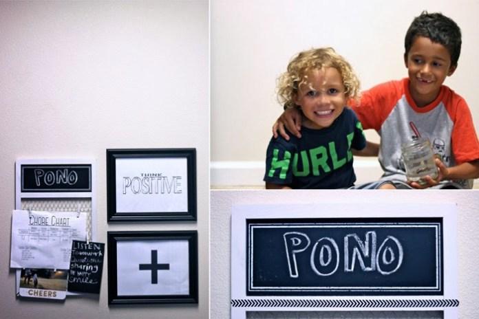 pono parenting system