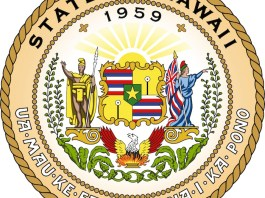 Seal of the of Hawaii