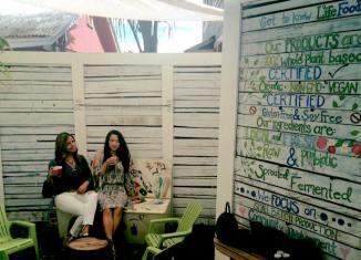 Nourish health bar and cafe