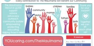 Mauimama crowd funder