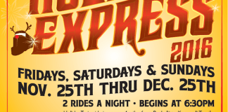 Maui Holiday express 2016
