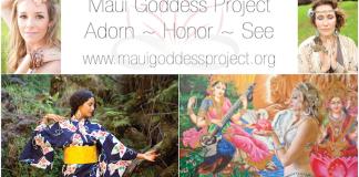 Maui Goddess Project