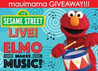Sesame Street Maui Giveaway