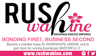 rushwahine women's business group Hawaii