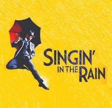 Musical Maui singin' in the rain