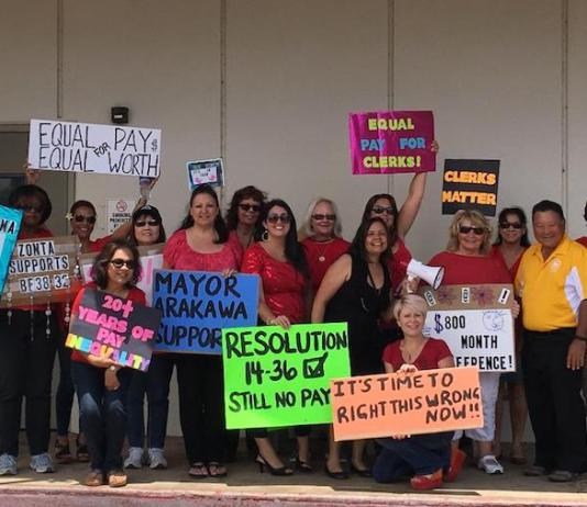 Gender Pay Equity Maui