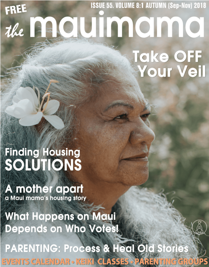 Mauimama issue 55 editorial
