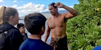 Hawaiian Outdoor Education Camp