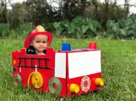 Kid craft box project