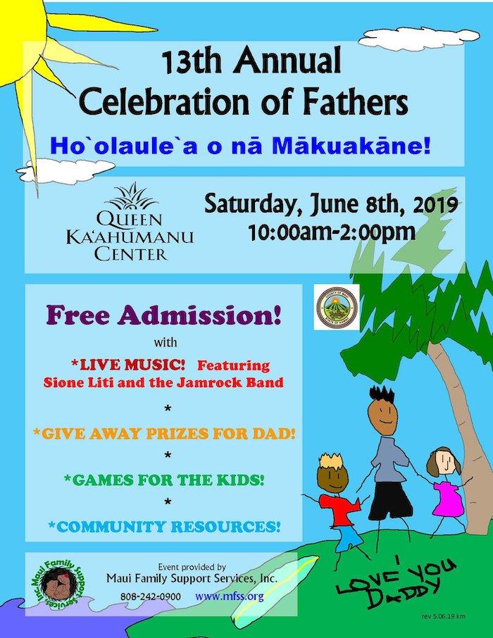 Fathers Day Maui 2019