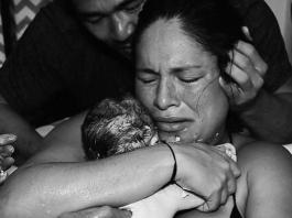 Homebirth birth story