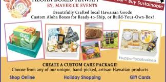Aloha Boxed Hawaii
