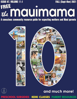 Mauimama front cover 2021