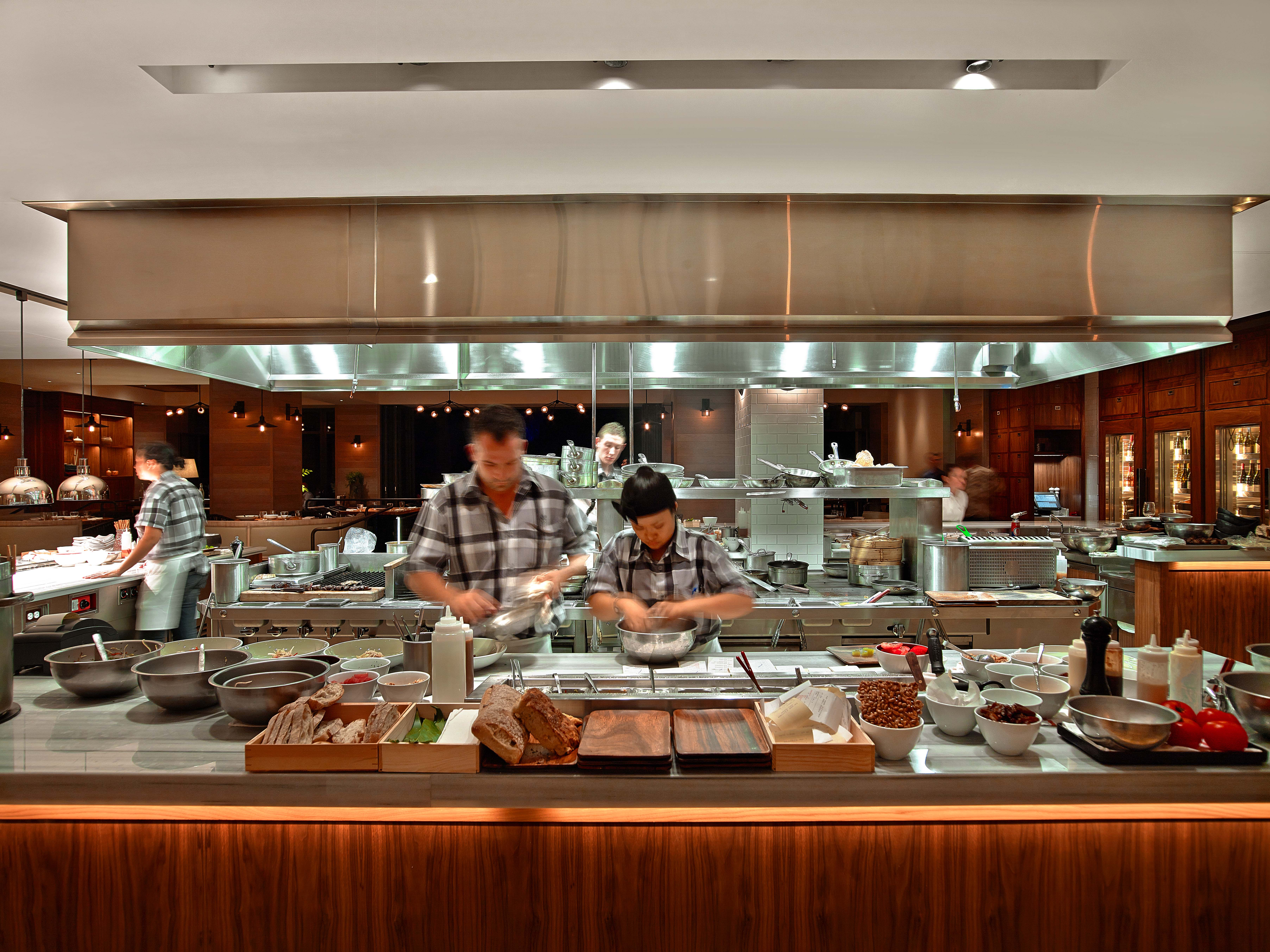 maui hotels with kitchens granite kitchen sink now andaz launches new cooking classes at ka