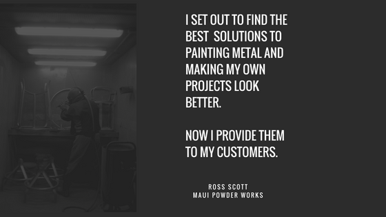 About Maui Powder Works