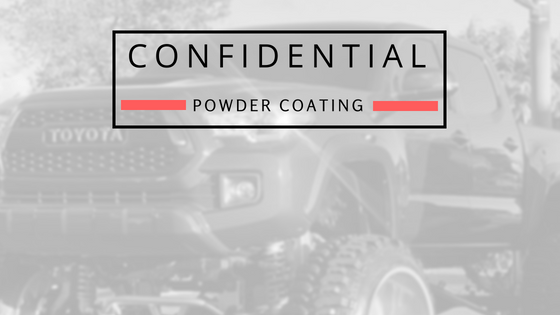 Powder Coating Confidential: How to avoid problems with your powder coater
