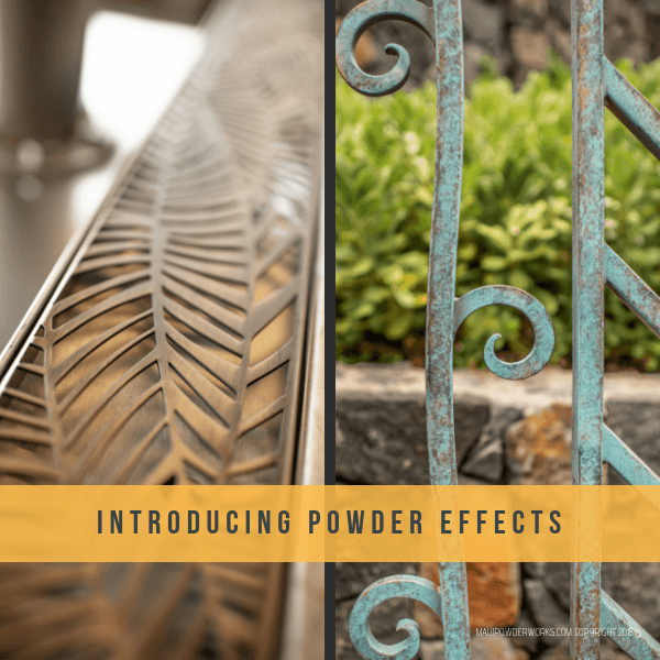 examples of powder effects