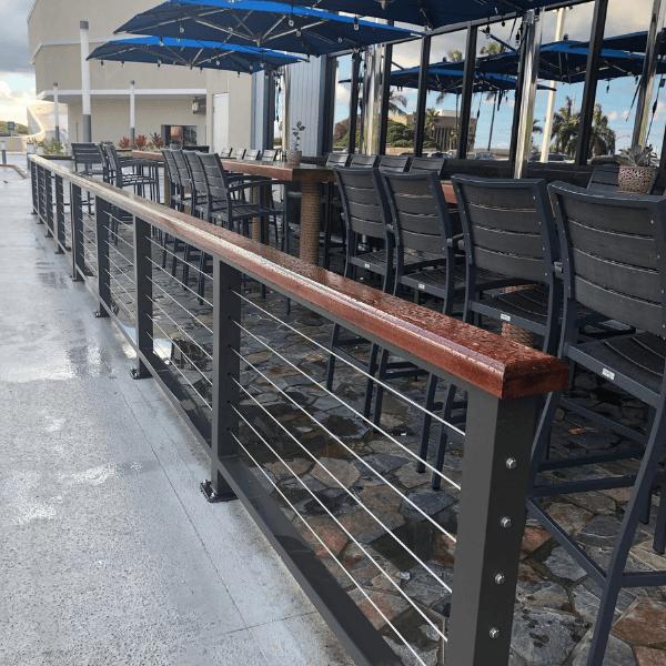 nostalgic seafood restaurant revitalizes exterior of Pearlridge Mall