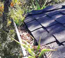 Upgraded Gutter Cleaning System