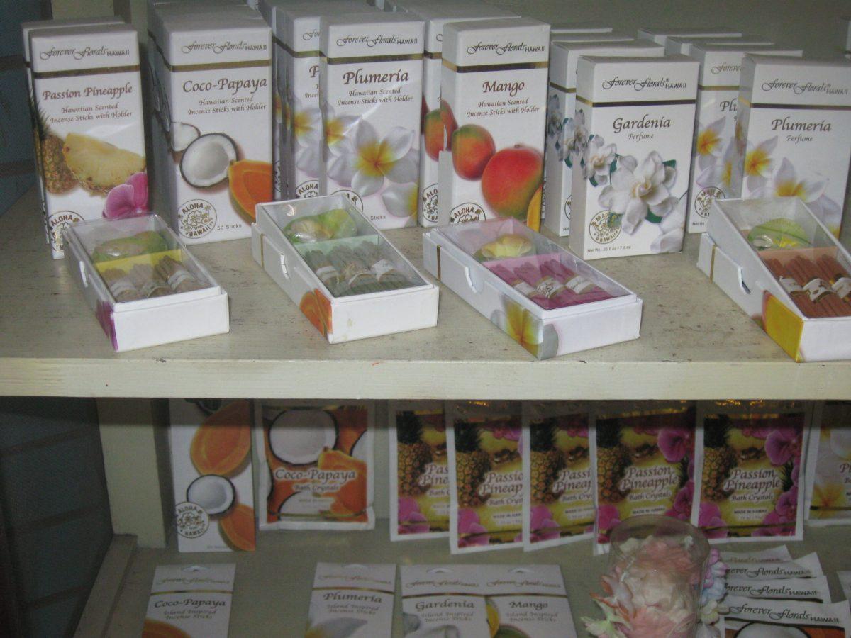 Gift Shop at Maui Snorkel Store