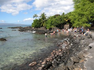Maui btop 10 snorkel beaches, ahihi bay