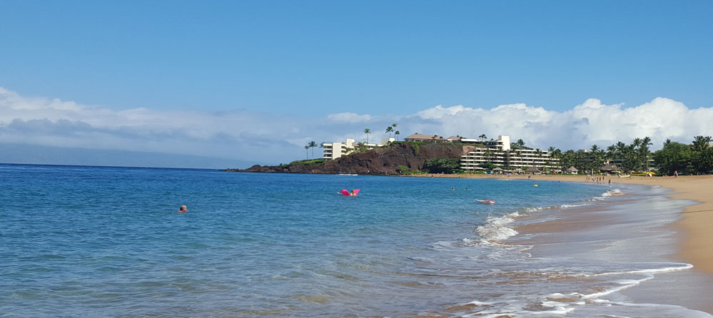 Black Rock at Ka'anapali Beach