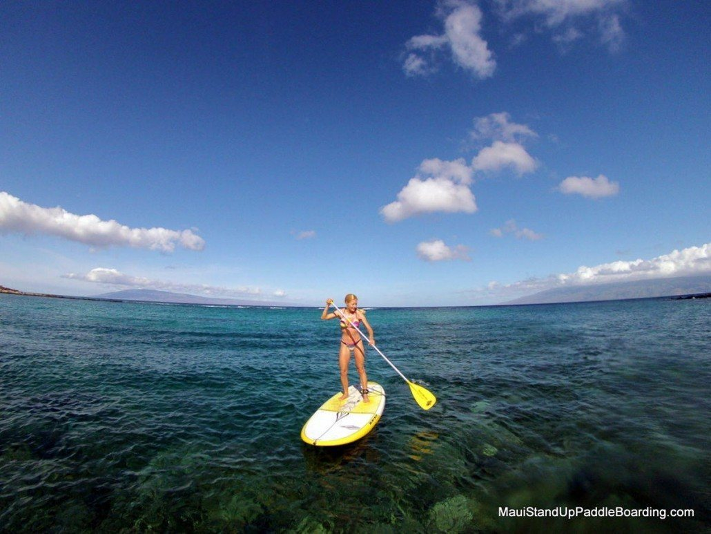 19fb665ba Kapalua Stand Up Paddle Lessons Kapalua Stand Up Paddle Lessons ...