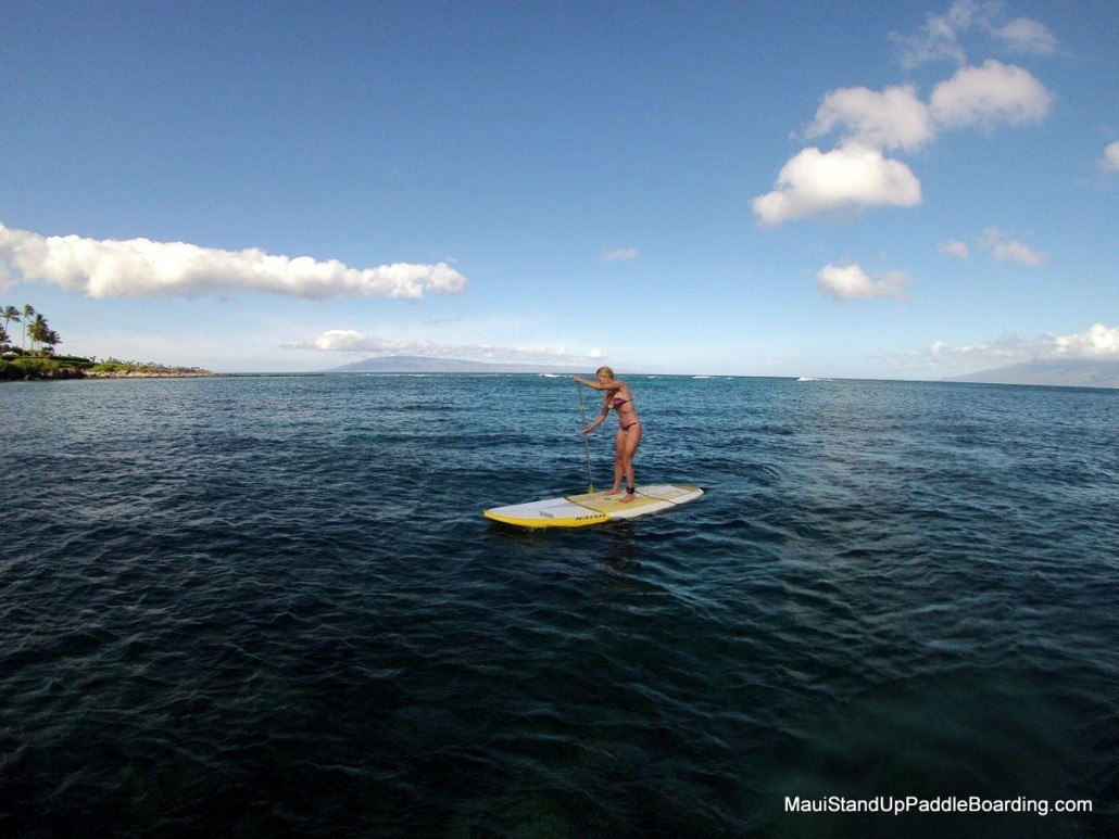 0dca343a4 ... Kapalua Stand Up Paddle Lessons ...