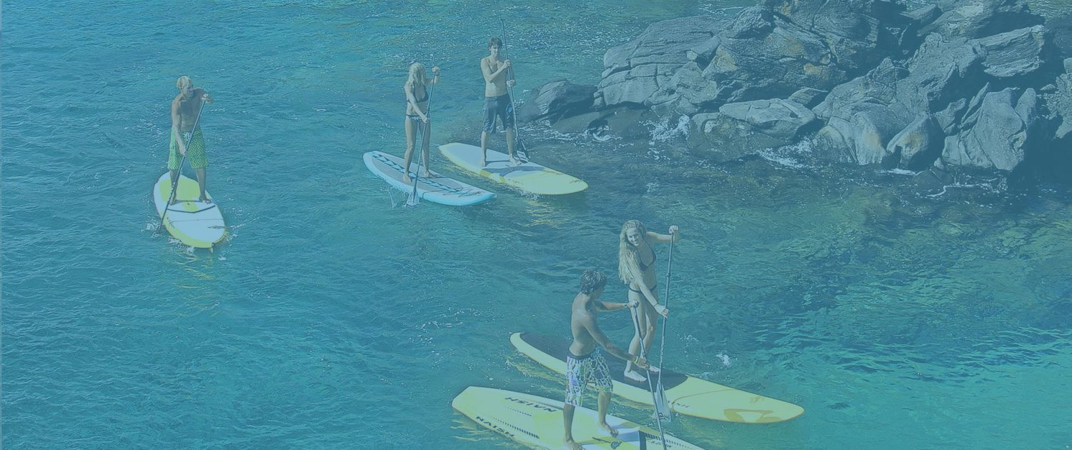 maui stand up paddle boarding | lessons, tours & rental