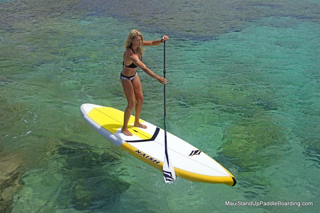 b4441c72d West Maui Stand Up Paddle Lesson In Olowalu ...