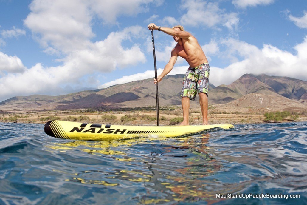 24ae7dfdc ... West Maui Stand Up Paddle Lesson In Olowalu ...