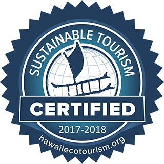 Hawaii Ecotourism Association Certified