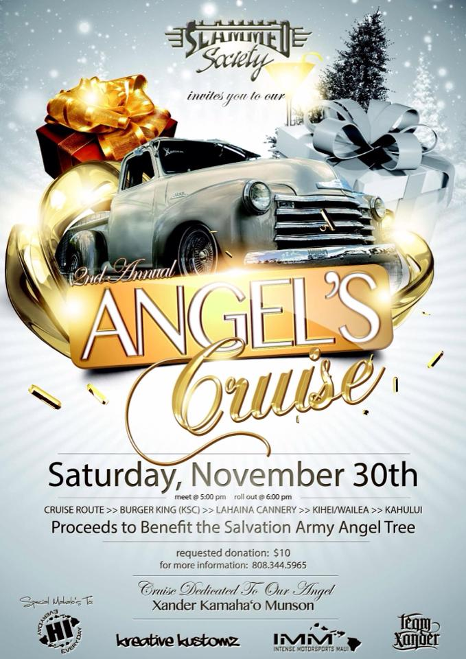 2nd annual maui angels cruise