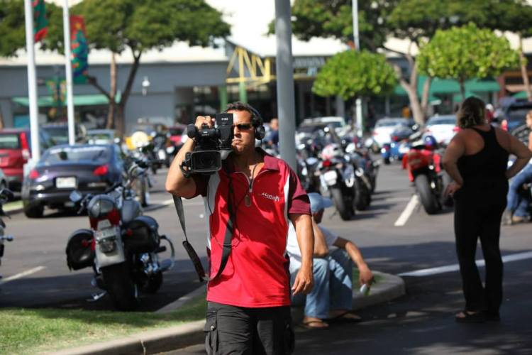 In the News 2013 Maui Toys for Tots Street Bikers United.