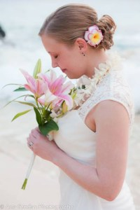 Maui Wedding Flowers and Bouquets