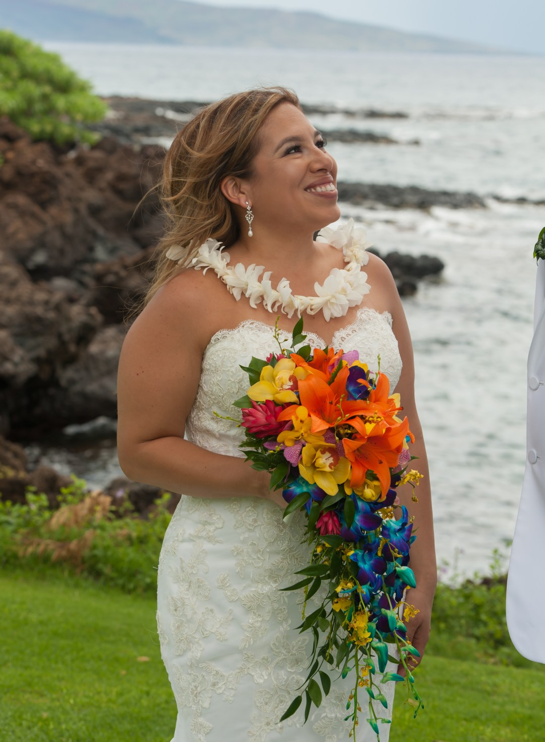 Maui Wedding Add ons exquisite bouquet