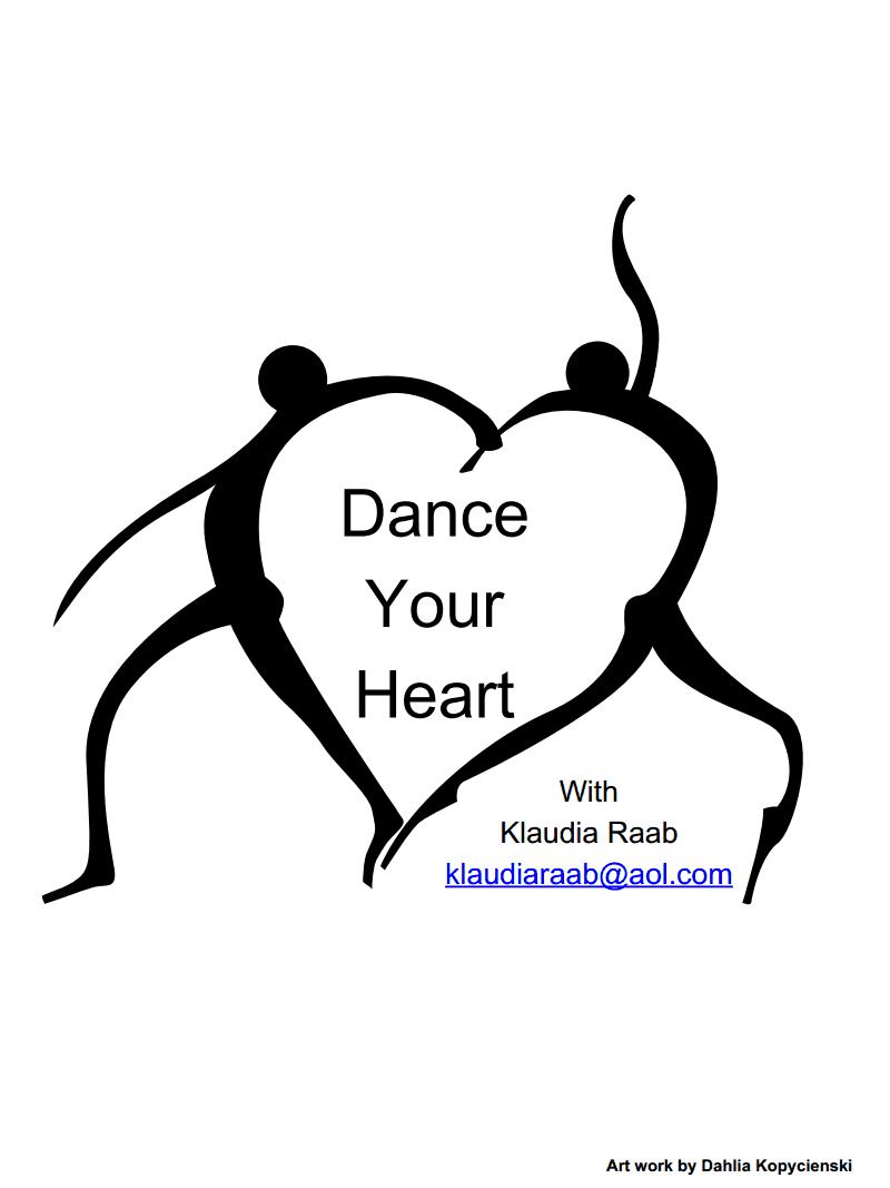 "KLAUDIA RAAB ""DANCE YOUR HEART"" CLASS AT OM 6/20/13"