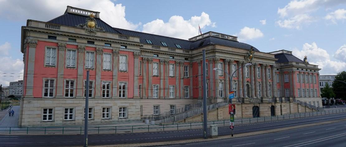 Landtagsgebäude Potsdam, Brandenburg